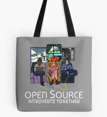 Open Source (Light) Tote Bag