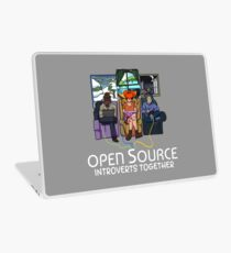 Open Source (Light) Laptop Skin