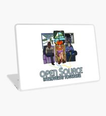 Open Source (Dark) Laptop Skin