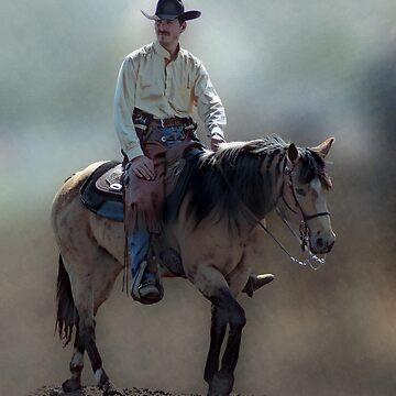Mustang Man by Crisgo
