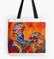 Love in Many Colors Tote Bag