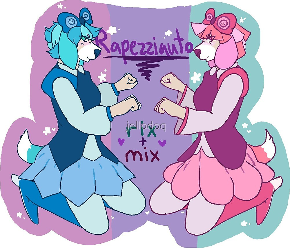 rix n' mix by jellodoq