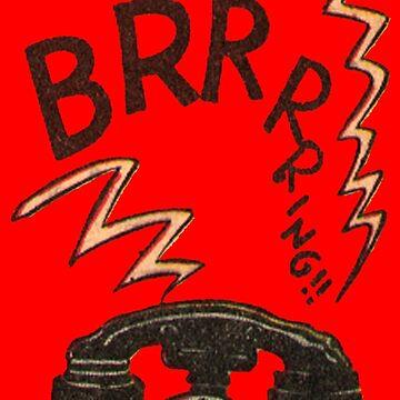 BRRRRING!! by bnolan