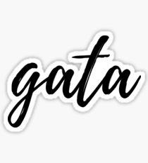 gata, georgia southern Sticker