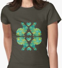 Bunny Love 2.0 Womens Fitted T-Shirt