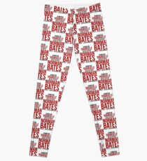 Don't be Norman Bates Leggings