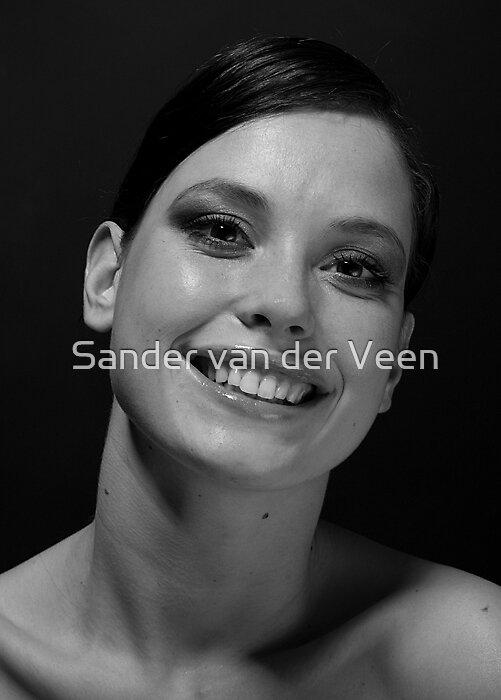 smile I by Sander van der Veen