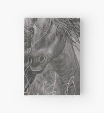 The lonely horse Hardcover Journal