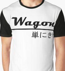 Battle Wagons  Graphic T-Shirt