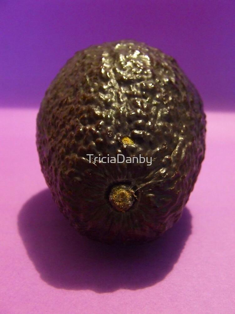 Avocado by TriciaDanby