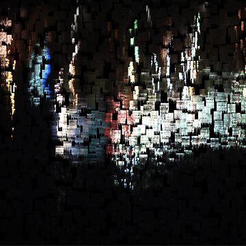Dripping Blocks by Terrain75