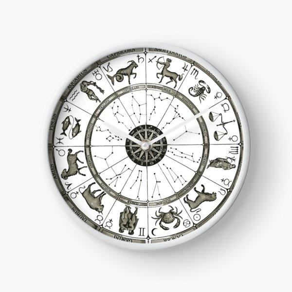 Zodiac Dial Horloge