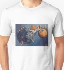 Sailing to the Moon Unisex T-Shirt