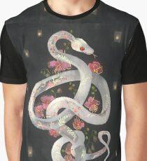 Full bloom (full bleed) Graphic T-Shirt