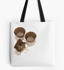 baking concept on white background Tote Bag