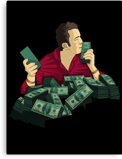 I love Money by Adam Santana