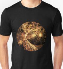 Burning mirrors Unisex T-Shirt
