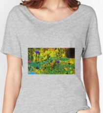 Water lilies reflection Women's Relaxed Fit T-Shirt