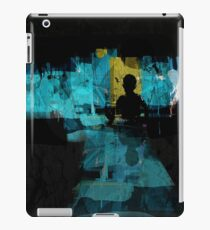 who's there if not me? iPad Case/Skin