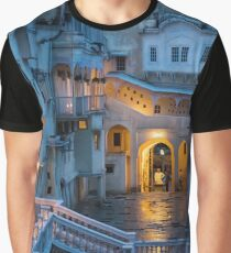 by night Graphic T-Shirt