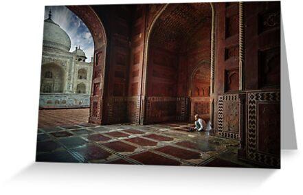 his Taj by jamari  lior
