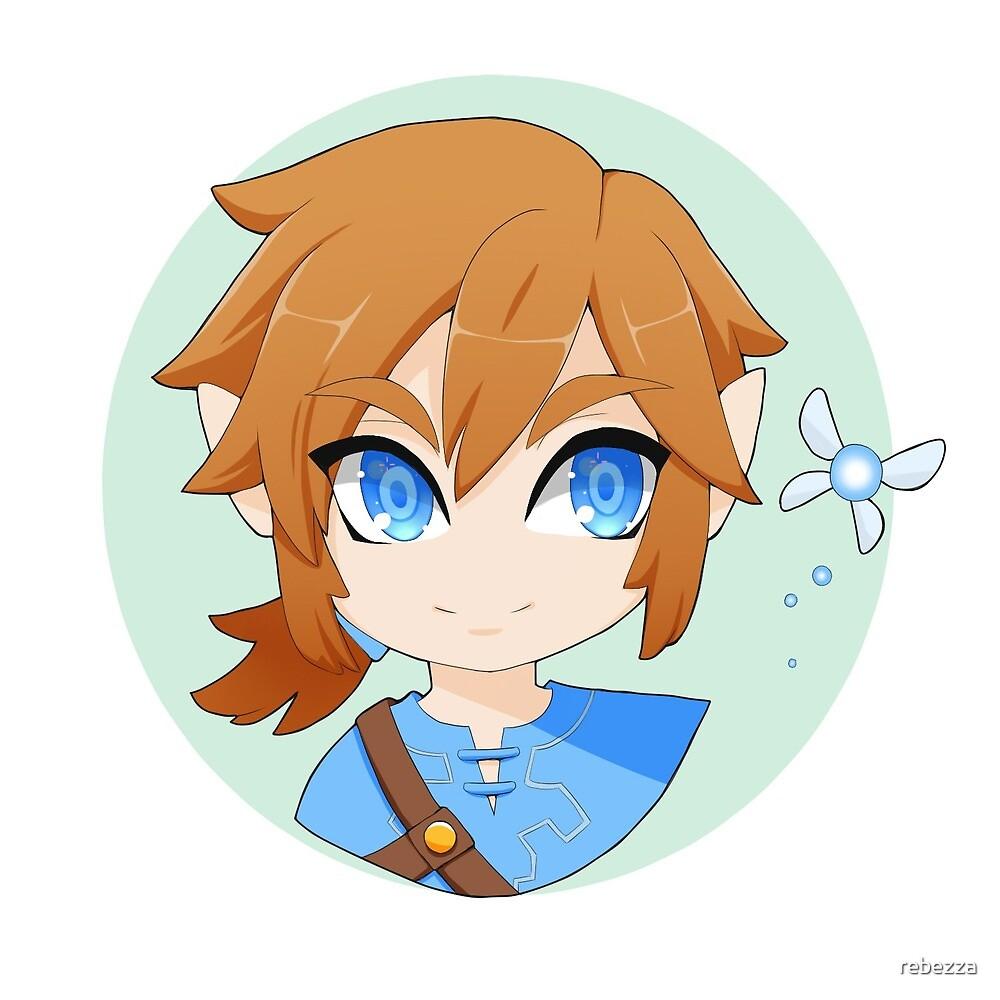 Link Fanart by rebezza