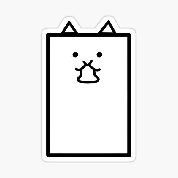 Wall Cat Sticker