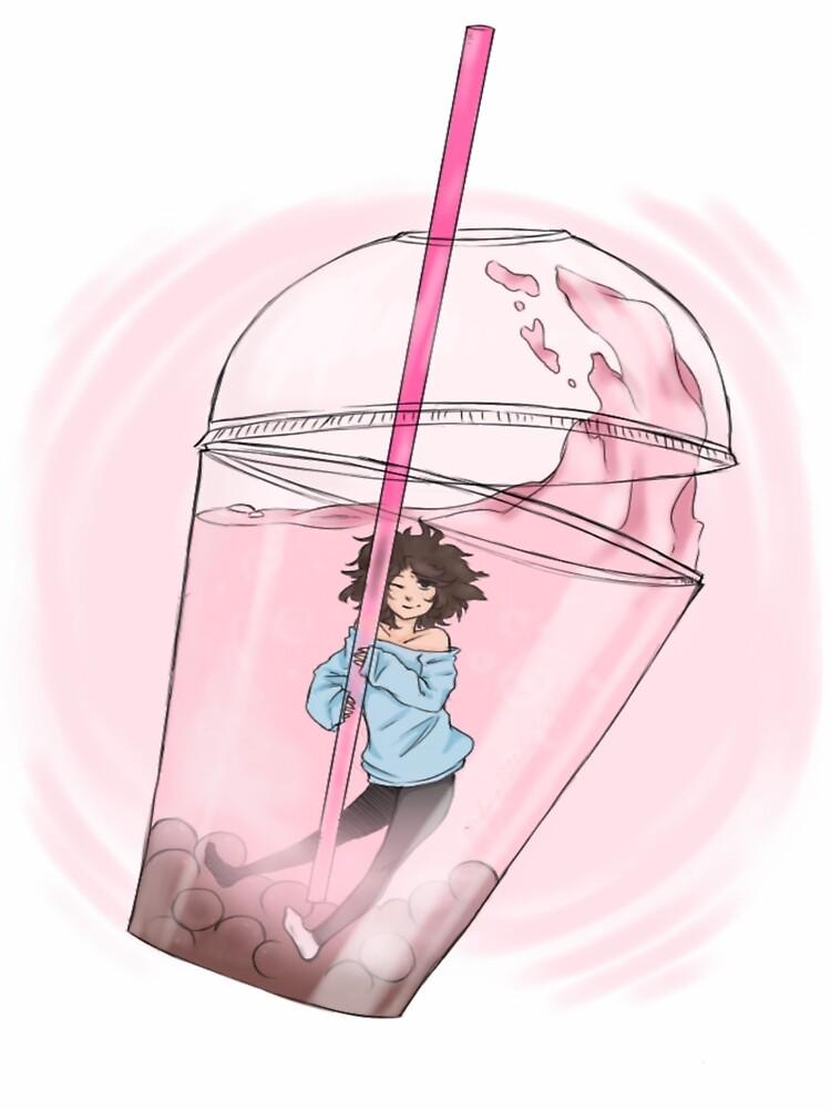 Bubbled Tea by Littletraveler