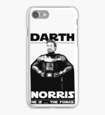 Darth Norris iPhone Case/Skin