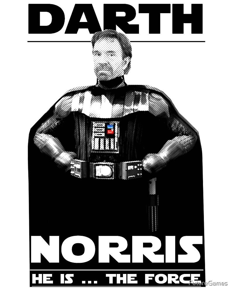 Darth Norris by FutureGames