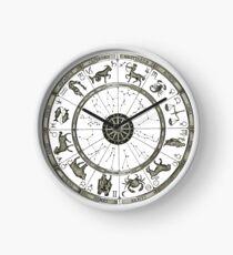 Astrologische Uhr Uhr
