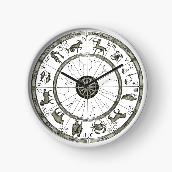Astrological Clock Clock