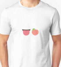 Peach craving ~ Emoji Unisex T-Shirt