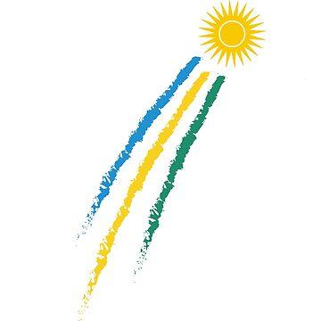 RISE RWANDA RISE by pencilhoarder