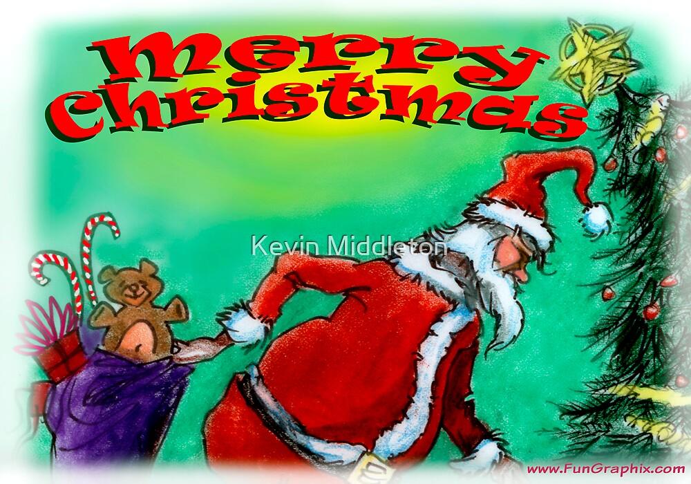 Santa by Kevin Middleton