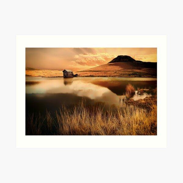 Devoke Water | Birker Fell | Cumbria Art Print