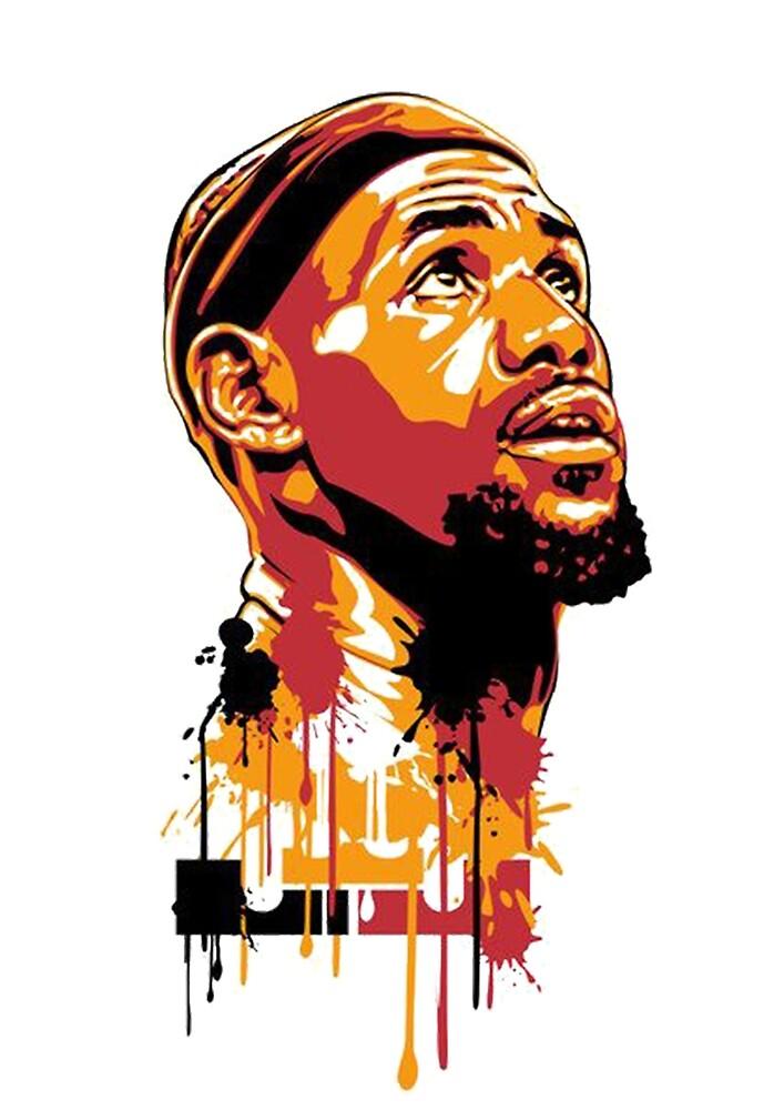 LIMITED EDITION NBA T-Shirt by devcaplour