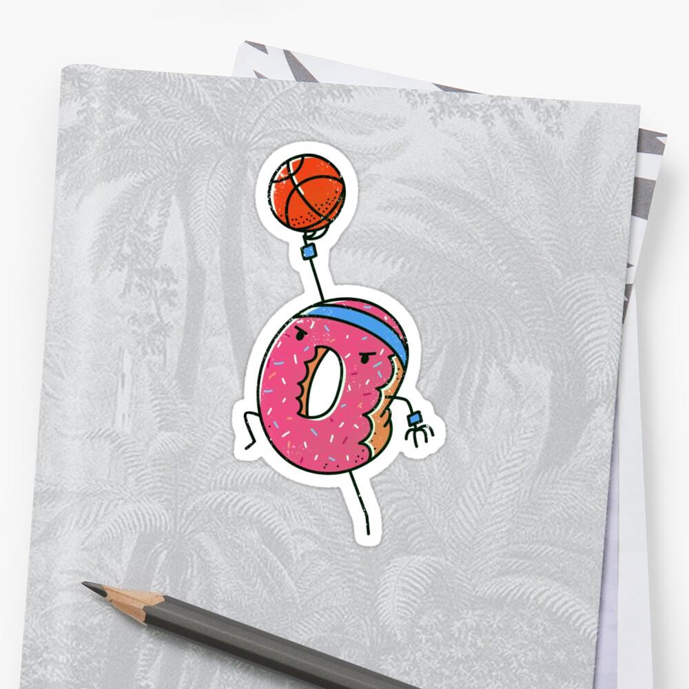 Dunking Donut by PaulTippett