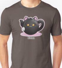 Cute Tea Pot Cat: Kittea Unisex T-Shirt