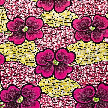 Wax flowers rose by angeeelsdrawing