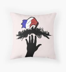 Les Miserables Barricade Finale Revolution Design Throw Pillow