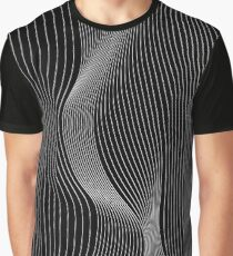 HYPNOTIZE STRINGS Graphic T-Shirt