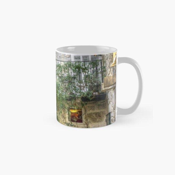 One of those lovely corners - in Trogir Classic Mug