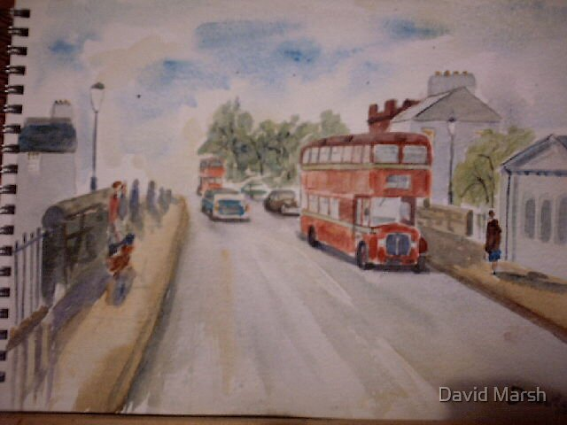 Oxford AEC Bridgemaster by David Marsh