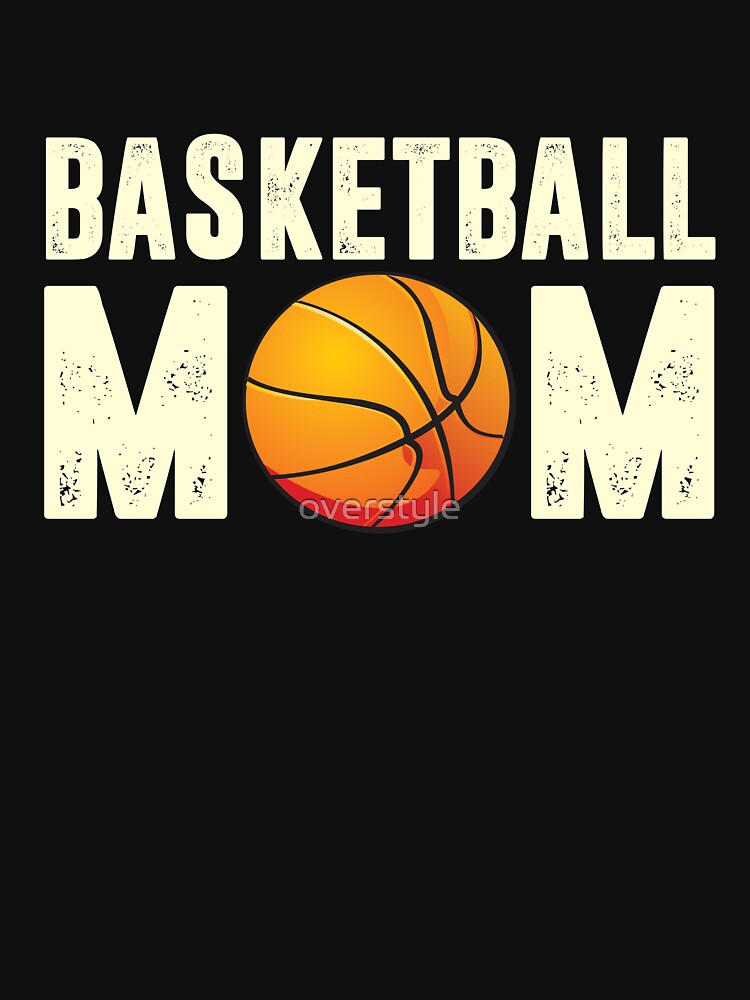 Basketball Mom by overstyle