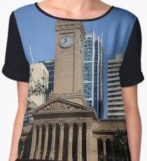 Brisbane City Hall Chiffon Top