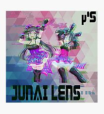 Junai Lens Muse Design Photographic Print