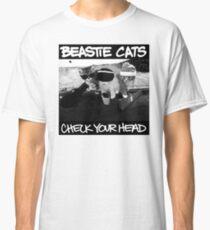 Beastie Boys Cats Classic T-Shirt