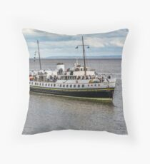 MV Balmoral Throw Pillow
