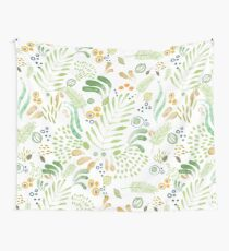 lovely green Wall Tapestry